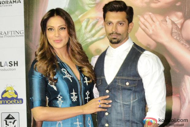 Bipasha Basu and Karan Singh Grover at an event
