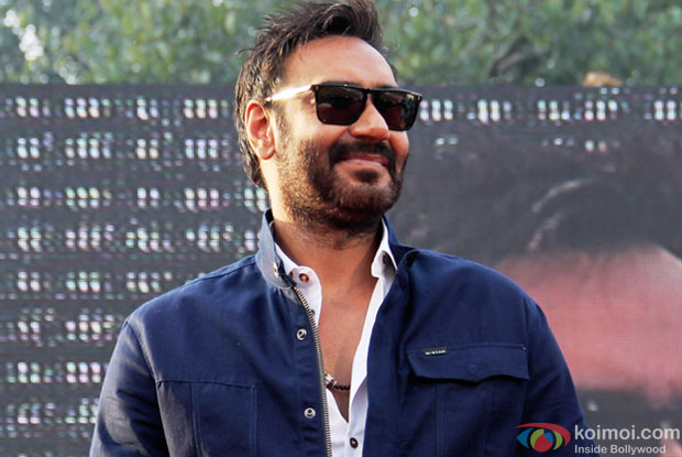 Ajay Devgn at an event
