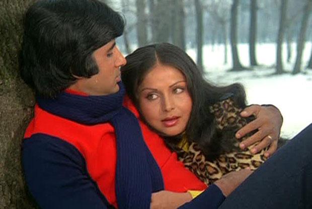 still from movie 'Kabhie Kabhie (1976)'