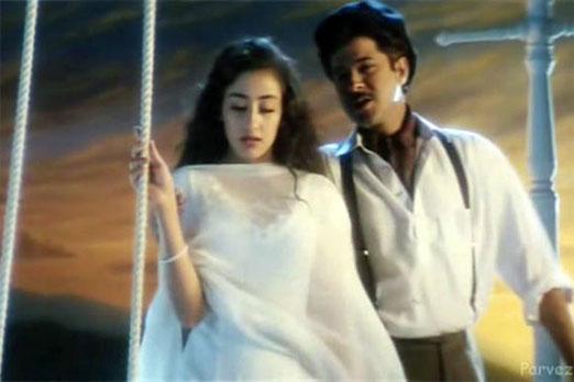 still from movie '1942: A Love Story (1994)'