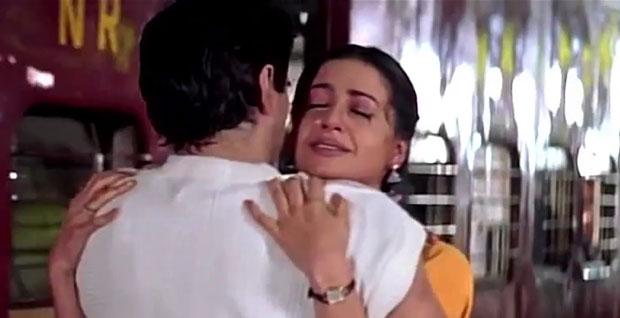 still from movie 'Sirf Tum (1999)'