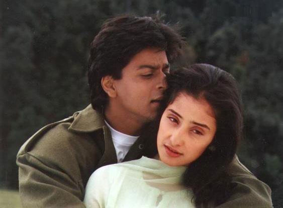 still from movie 'Dil Se.. (1998)'