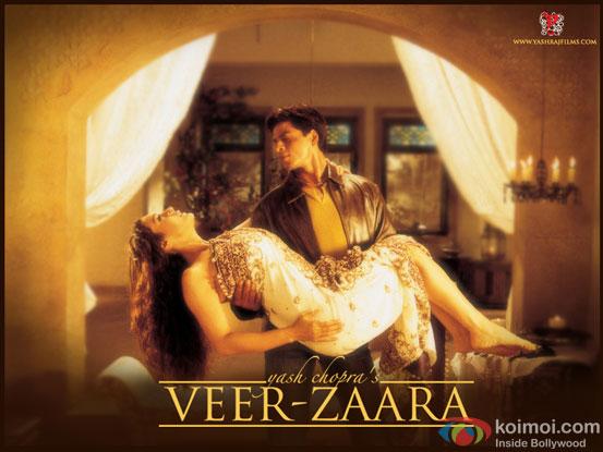 still from movie 'Veer-Zaara (2004)'