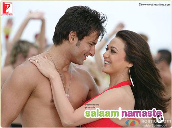 still from movie 'Salaam Namaste (2005)'