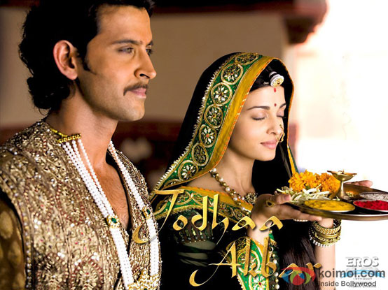 still from movie 'Jodhaa Akbar (2008)'