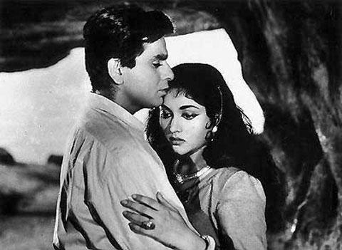 still from movie 'Madhumati (1958)'