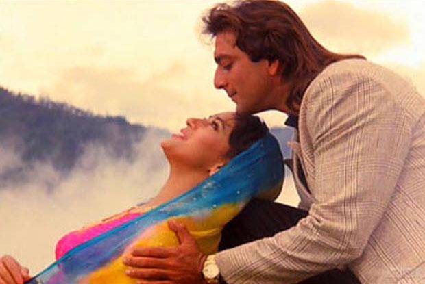 still from movie 'Saajan (1991)'