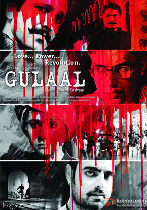 Gulaal (2009) Movie Poster