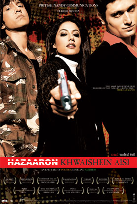 Hazaaron Khwaishein Aisi (2003) Movie Poster
