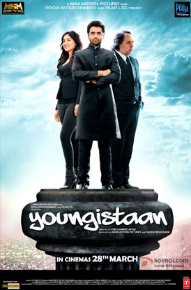 Youngistaan (2014) Movie Poster
