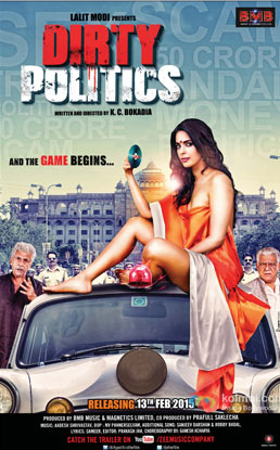 Dirty Politics (2015) Movie Poster