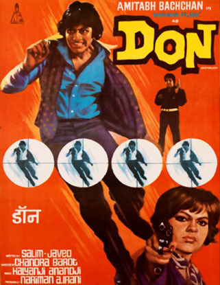 Don (1978) Movie Poster