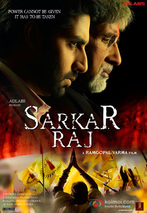 Sarkar Raj (2008) Movie Poster