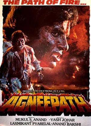 Agneepath (1990) Movie Poster