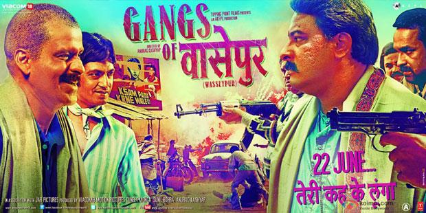 Gangs of Wasseypur (2012) Movie Poster