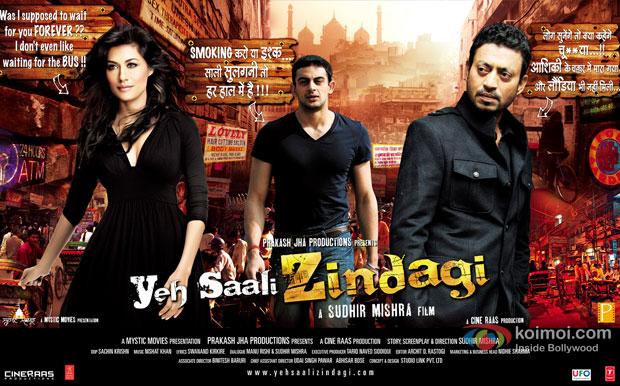 Yeh Saali Zindagi (2011) Movie Poster
