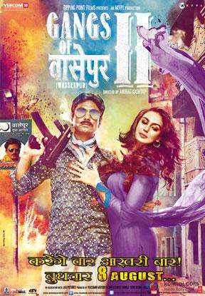 Gangs of Wasseypur II (2012) Movie Poster