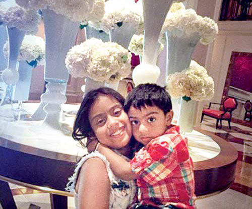Kajol And Ajay Devgn Kids - Nysa and Yug