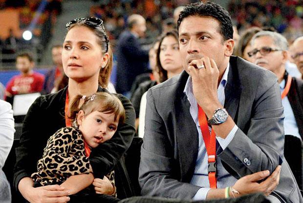 Lara Dutta And Mahesh Bhupathi Kids - Saira Bhupathi