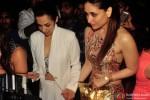Malaika Arora Khan and Kareena Kapoor Khan during the Zoya Akhtar's Party