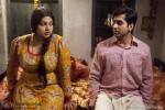Bhumi Pednekar and Ayushmann Khurrana in Dum Laga Ke Haisha Movie Stills Pic 1