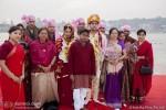 Bhumi Pednekar and Ayushmann Khurrana in Dum Laga Ke Haisha Movie Stills Pic 2