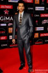 Arjan Bajwa during the GiMA Awards 2015