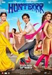 Gulshan Devaiah, Radhika Apte, Sai Tamhankar and Rachel D'souza starrer Hunterrr Movie Poster 3