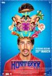 Gulshan Devaiah, Radhika Apte, Sai Tamhankar and Rachel D'souza starrer Hunterrr Movie Poster 4