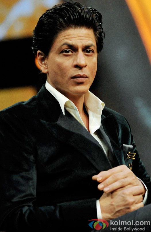 Shah Rukh Khan Attends 'India Poochega - Sabse Shaana Kaun?' Press Meet Pic 1
