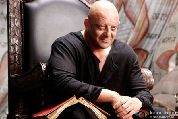 Sanjay Dutt in a still from movie 'Agneepath'