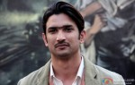 Sushant Singh Rajput during the 2nd trailer launch of 'Detective Byomkesh Bakshy' Pic 4