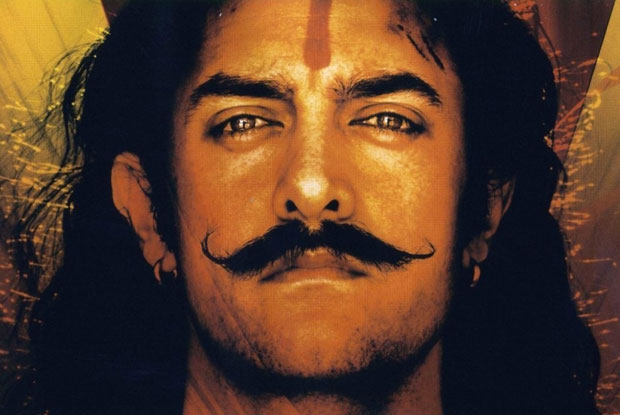 Aamir Khan in a still from movie 'Mangal Pandey: The Rising (2005)'