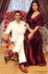 Akshay Kumar and Nimrat Kaur in Airlift Movie Stills