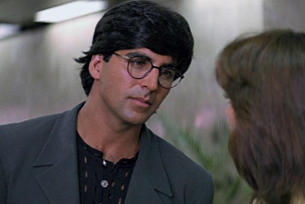Akshay Kumar in a still from movie 'Dil To Pagal Hai (1997)'