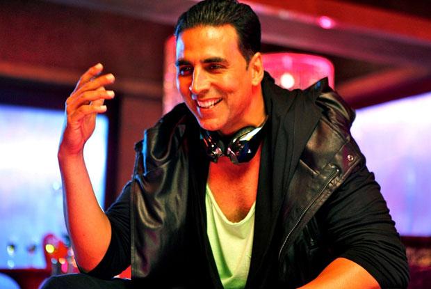 Akshay Kumar in a still from movie 'Boss (2013)'