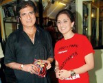 Raj Babbar and Juhi Babbar