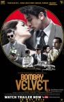 Ranbir Kapoor, Anushka Sharma, Naseeruddin Shah, Kay Kay Menon, Karan Johar and Siddharth Basu starrer Bombay Velvet Movie Poster 1