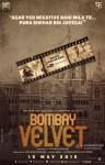 Ranbir Kapoor, Anushka Sharma, Naseeruddin Shah, Kay Kay Menon, Karan Johar and Siddharth Basu starrer Bombay Velvet Movie Poster 2