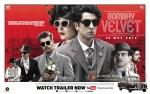 Ranbir Kapoor, Anushka Sharma, Naseeruddin Shah, Kay Kay Menon, Karan Johar and Siddharth Basu starrer Bombay Velvet Movie Poster 3
