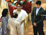 Aamir Khan and Kiran Rao's Wedding