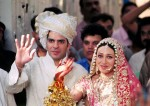 Sanjay Kapoor and Karisma Kapoor's Wedding