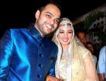 Farhan Azmi and Ayesha Takia's Wedding