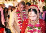 Sanjay Dutt and Manyata Dutt's Wedding