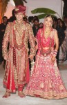 Vivek Oberoi and Priyanka Alva's Wedding
