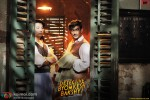 Meiyang Chang and Sushant Singh Rajput in Detective Byomkesh Bakshy Movie Stills Pic 1