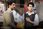 Sushant Singh Rajput and Meiyang Chang in Detective Byomkesh Bakshy Movie Stills Pic 1