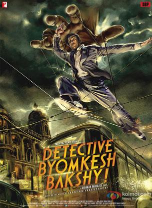 Detective Byomkesh Bakshy Movie Poster