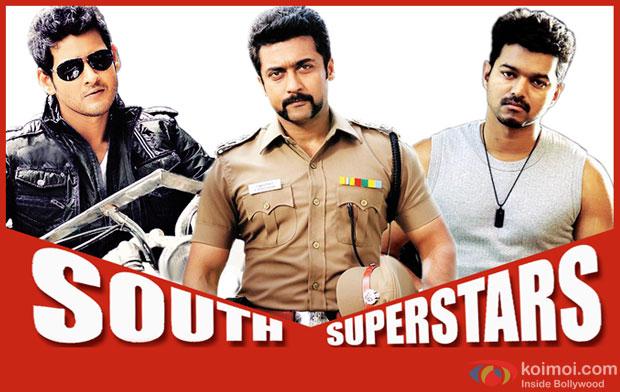 Koimoi Bollywood Show : Famous South Superstars