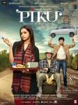 Amitabh Bachchan, Deepika Padukone and Irrfan Khan starrer Piku Movie Poster 2